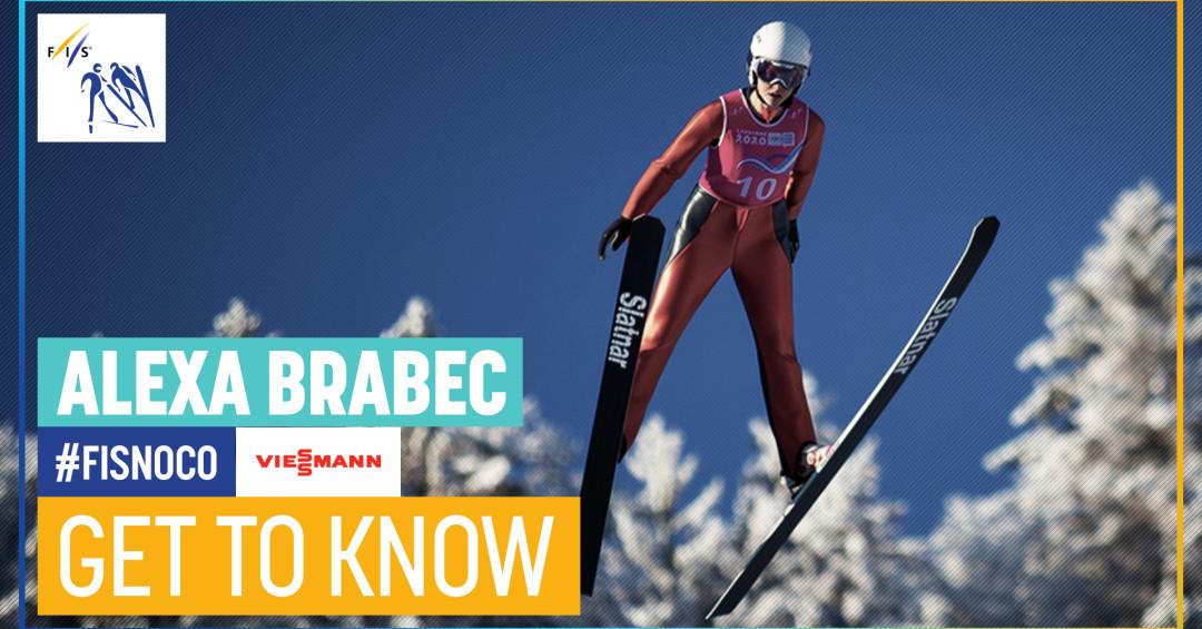 Get to know: Alexa Brabec (USA)