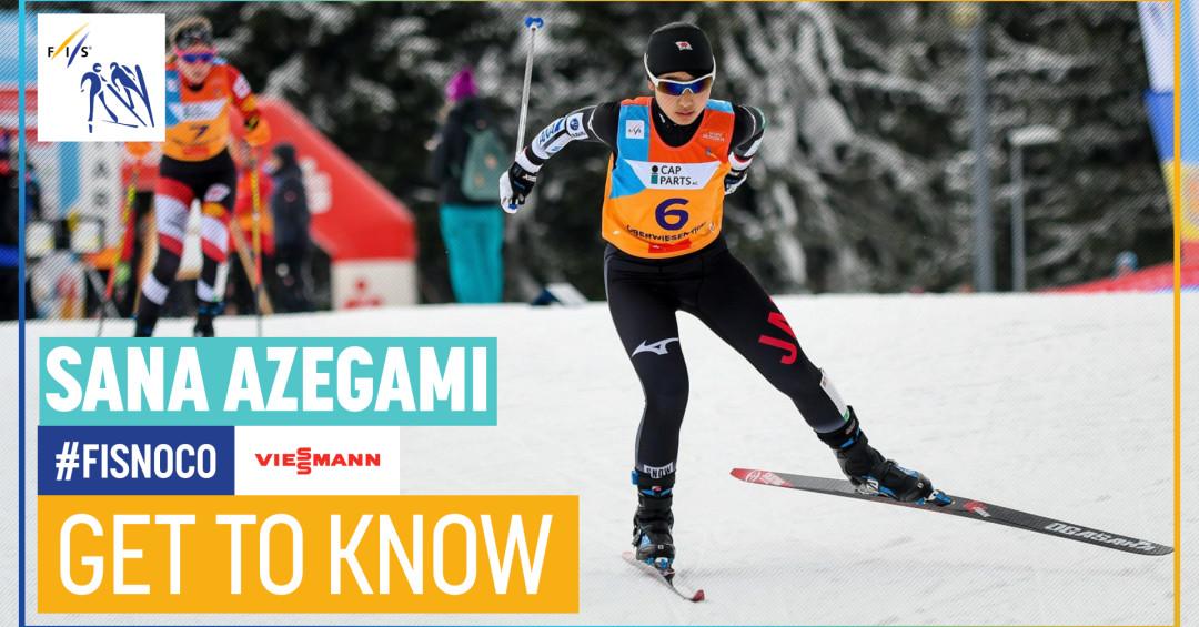 Get to know: Sana Azegami (JPN)