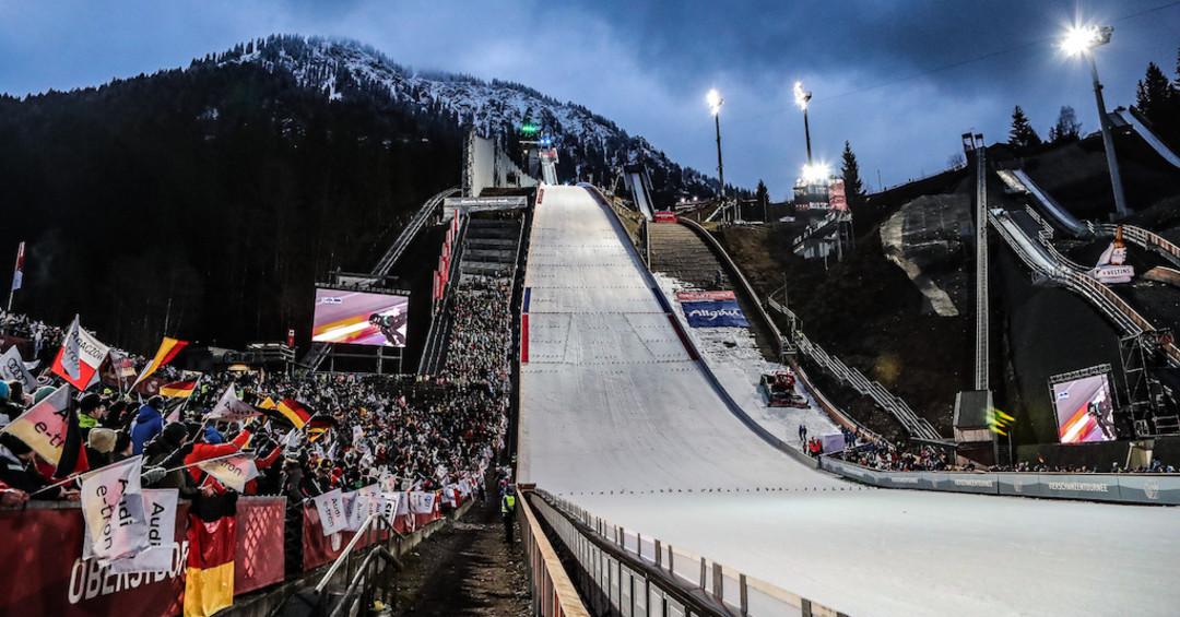 4-Hills-Tournament: No spectators in Oberstdorf